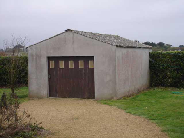 Garage Structure Bois - Garage Structuré Bois